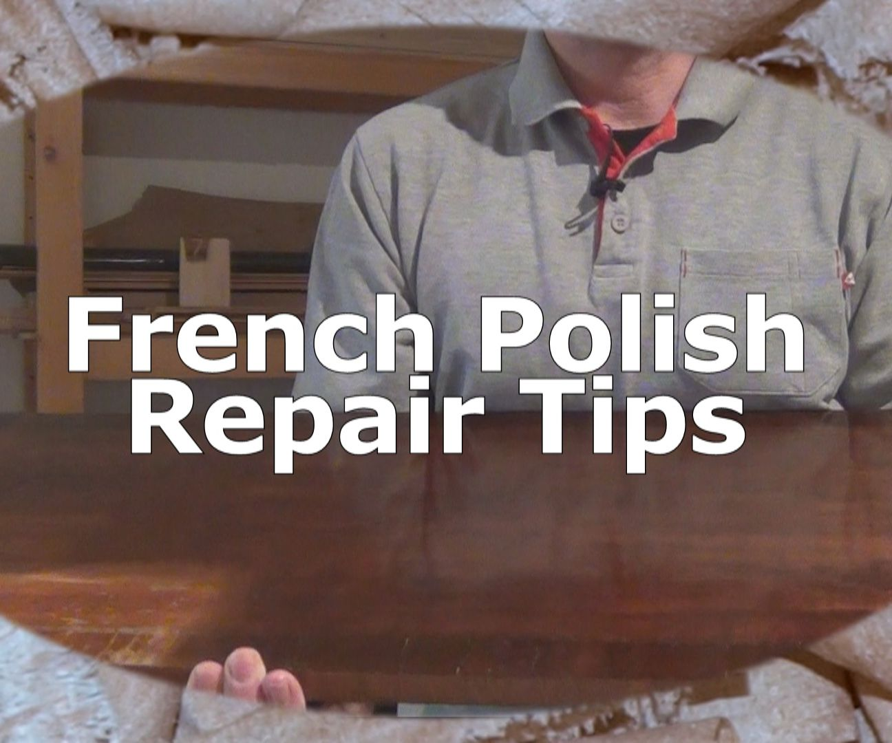 French Polish - How to Apply & Restore/Repair