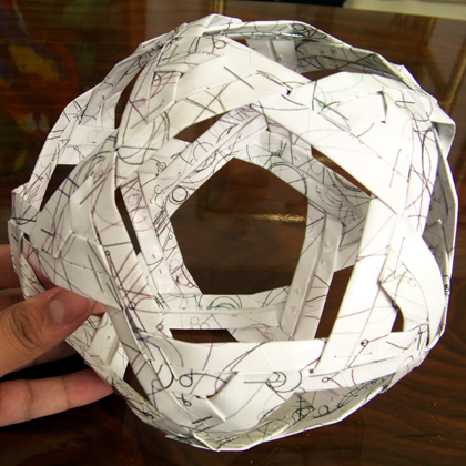 Construct a Buckyball (Fullerene)