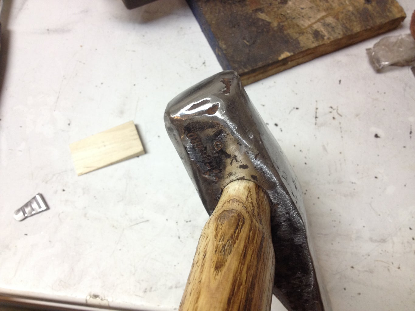 Fitting the Handle