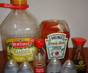 [A Condiment Solution for Camping]