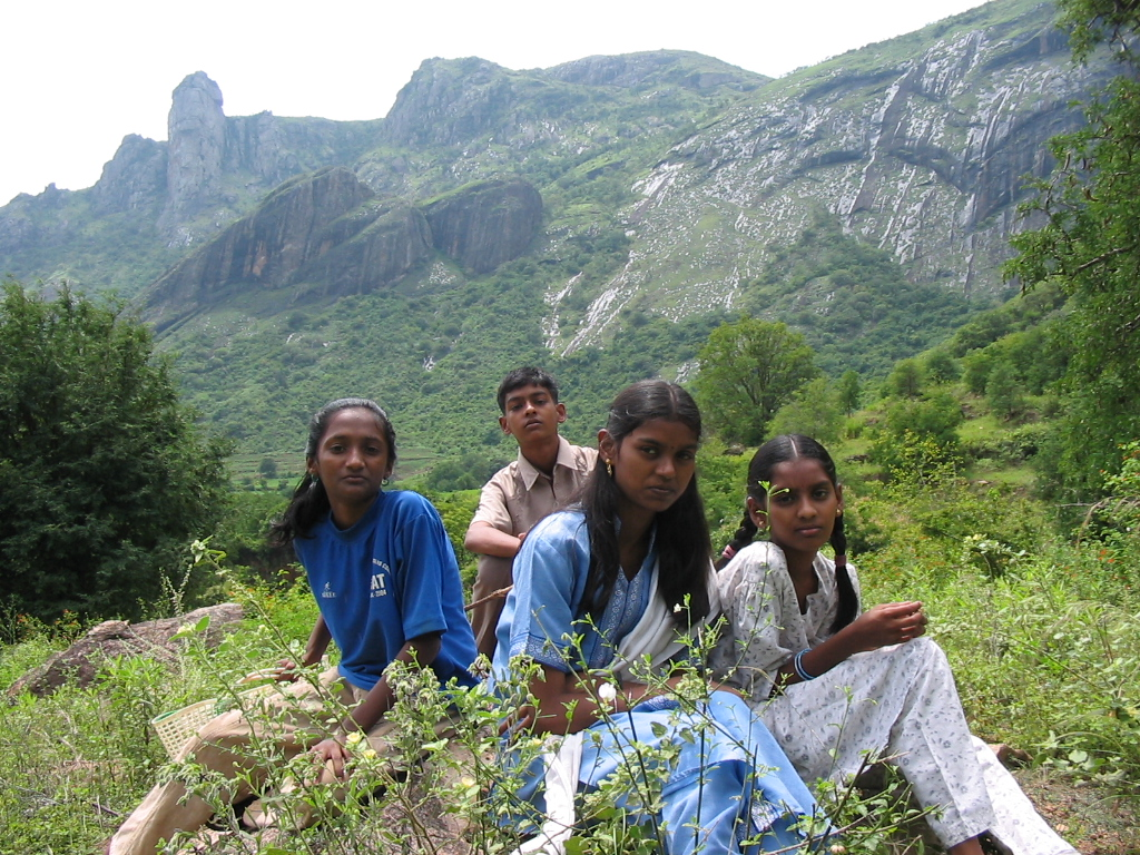 The Great Outdoors : In Search Of Medicinal Plants