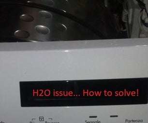 How to Solve the H2O Issue of a Tumble Dryer