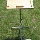 Portable Standing Laptop Desk