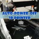 Auto Turn OFF 3D Printer  (mechanical Solution)