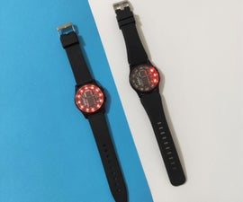 Arduino Wristwatch.