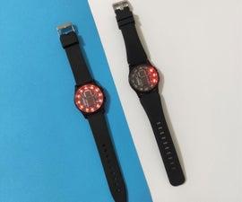 Arduino Wristwatch