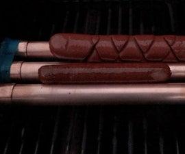 BBQ Hot Dog Roller