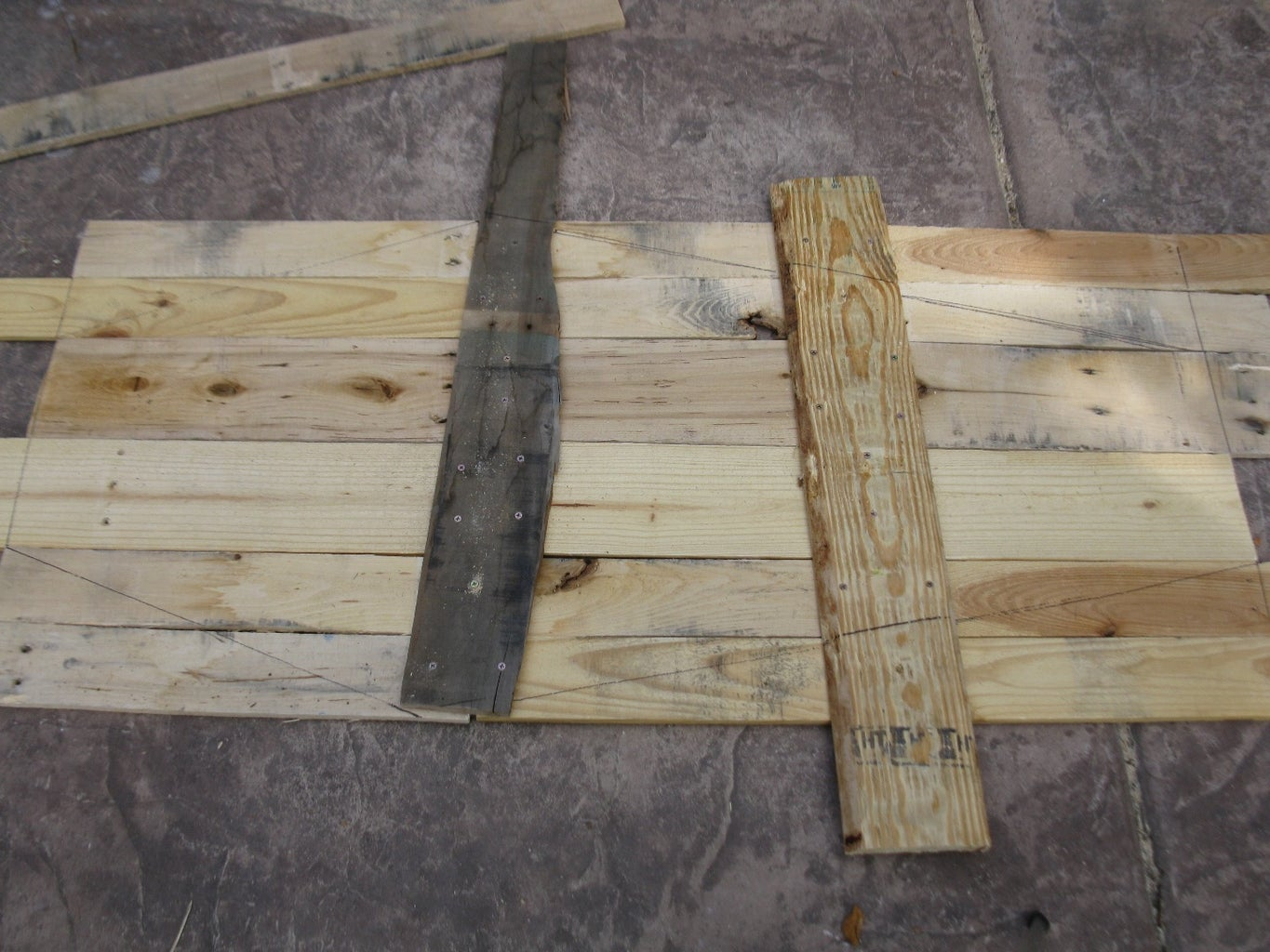 Building the Front and Back Panels