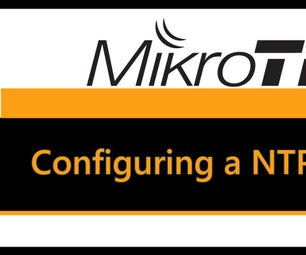 MikroTik Tutorial 8 - Configuring a NTP Client & Server