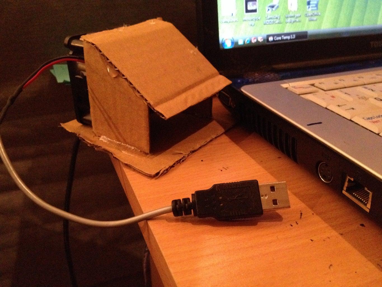 Easy Fix for Broken Laptop Fan