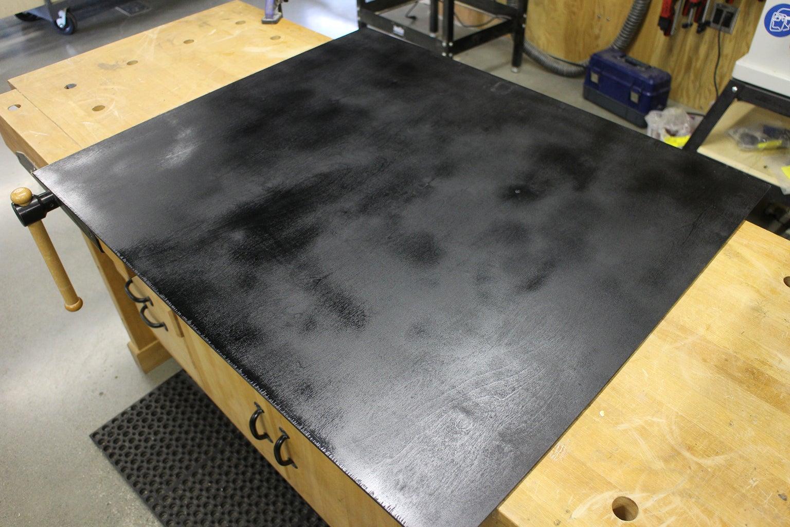 Spray Backboard