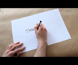 Make a Whiteboard Almost FREE in a Minute