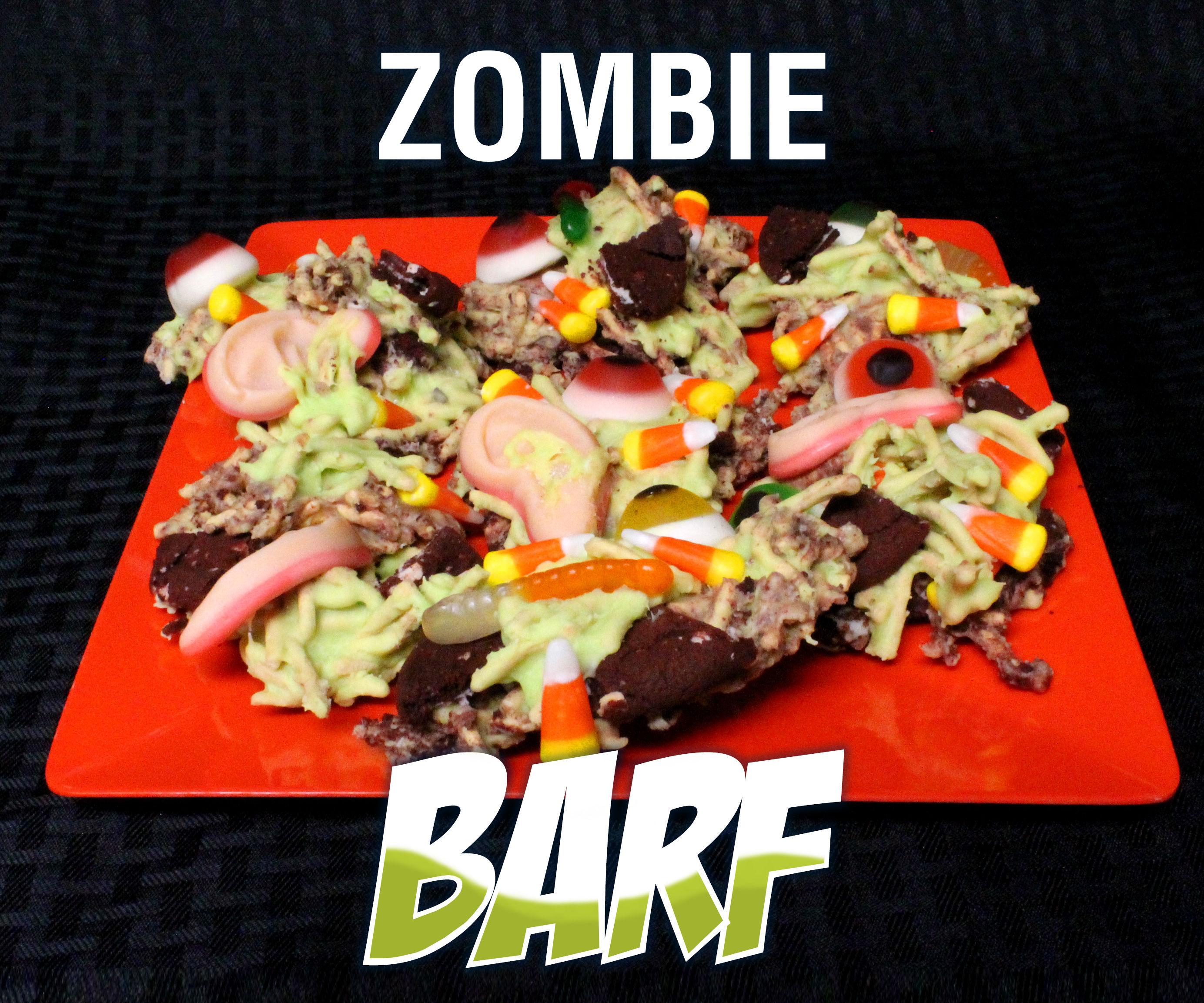 Zombie Barf