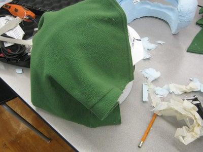 The Mask - Helmet Covering