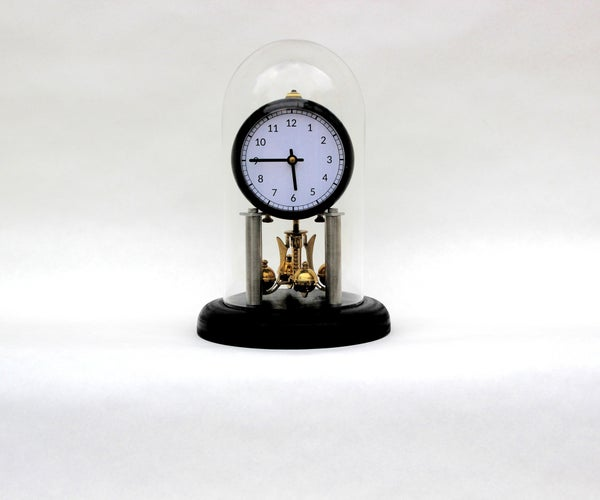 Anniversary Clock : Extreme Yet Simple Makeover