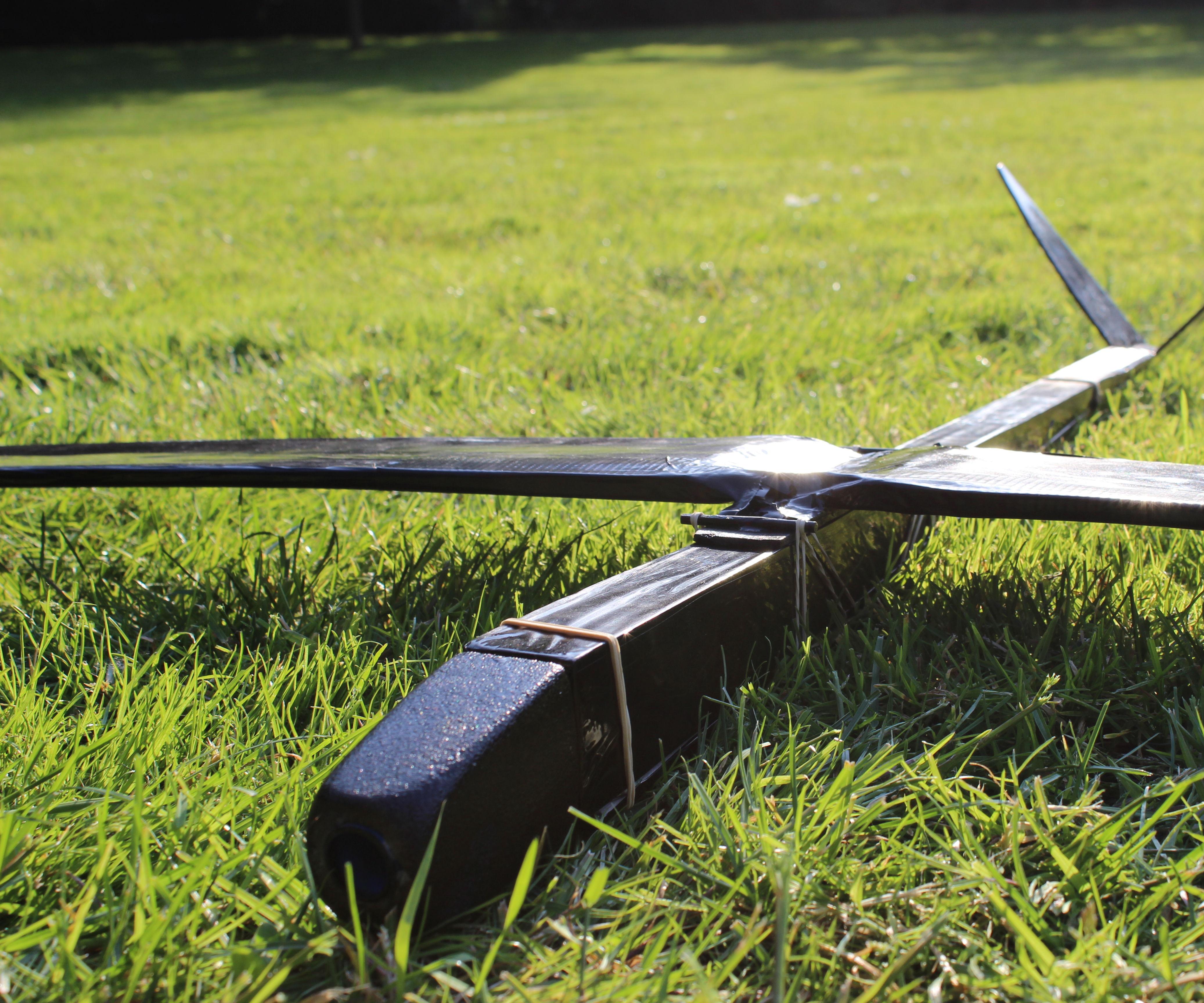 Glider 2m wingspan