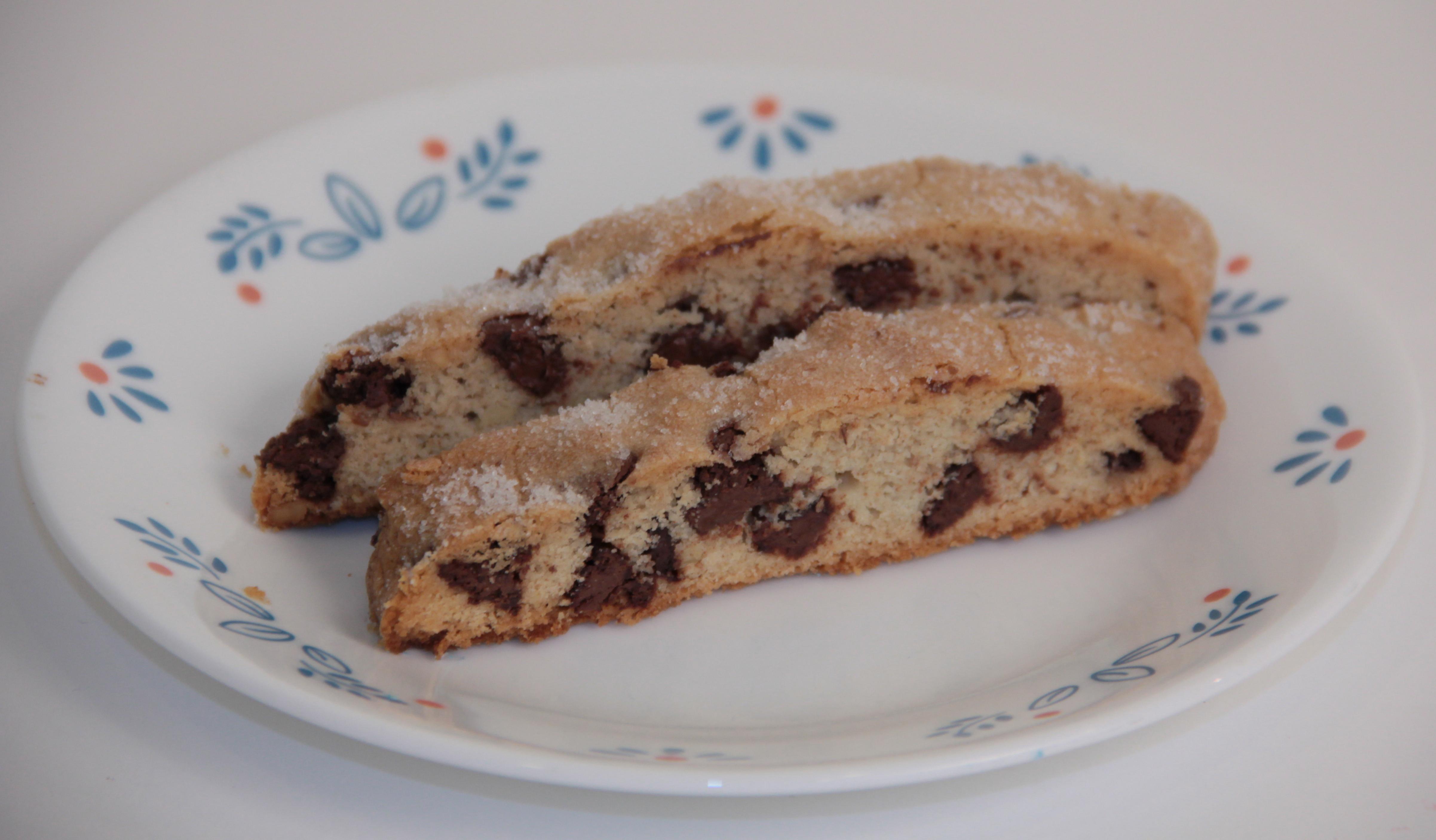 Mandel bread (Jewish biscotti)