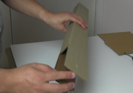 Assemble the Rectangular Arm Sections