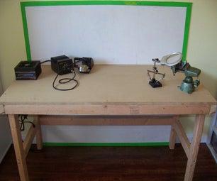 Budget $30 Workbench