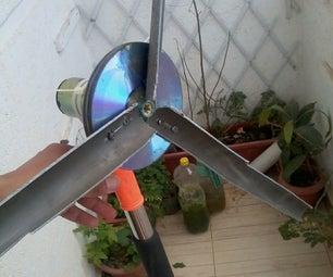 TurbineOne - Basic Wind Turbine That Anyone Can Make