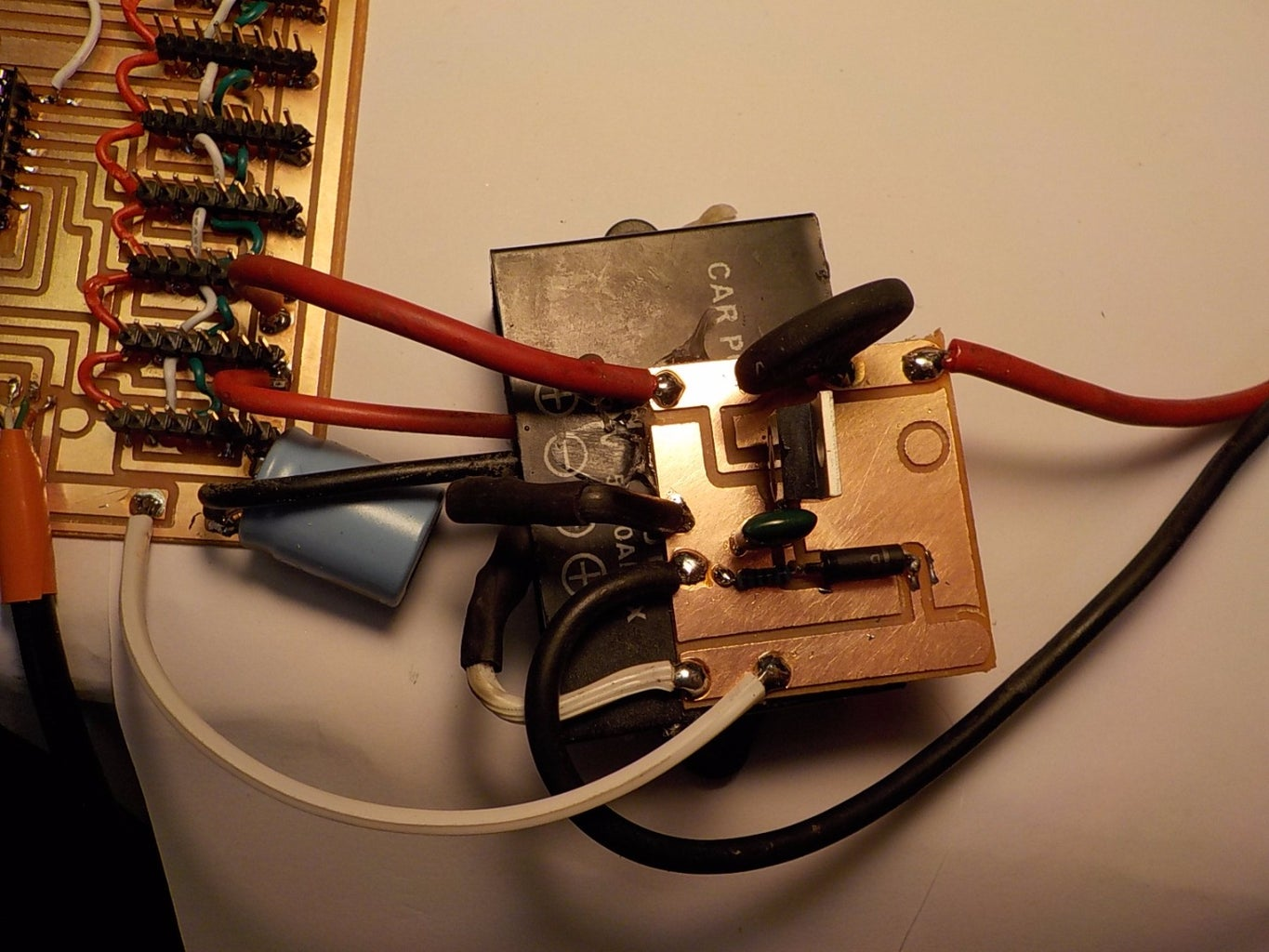 Over-voltage Protection