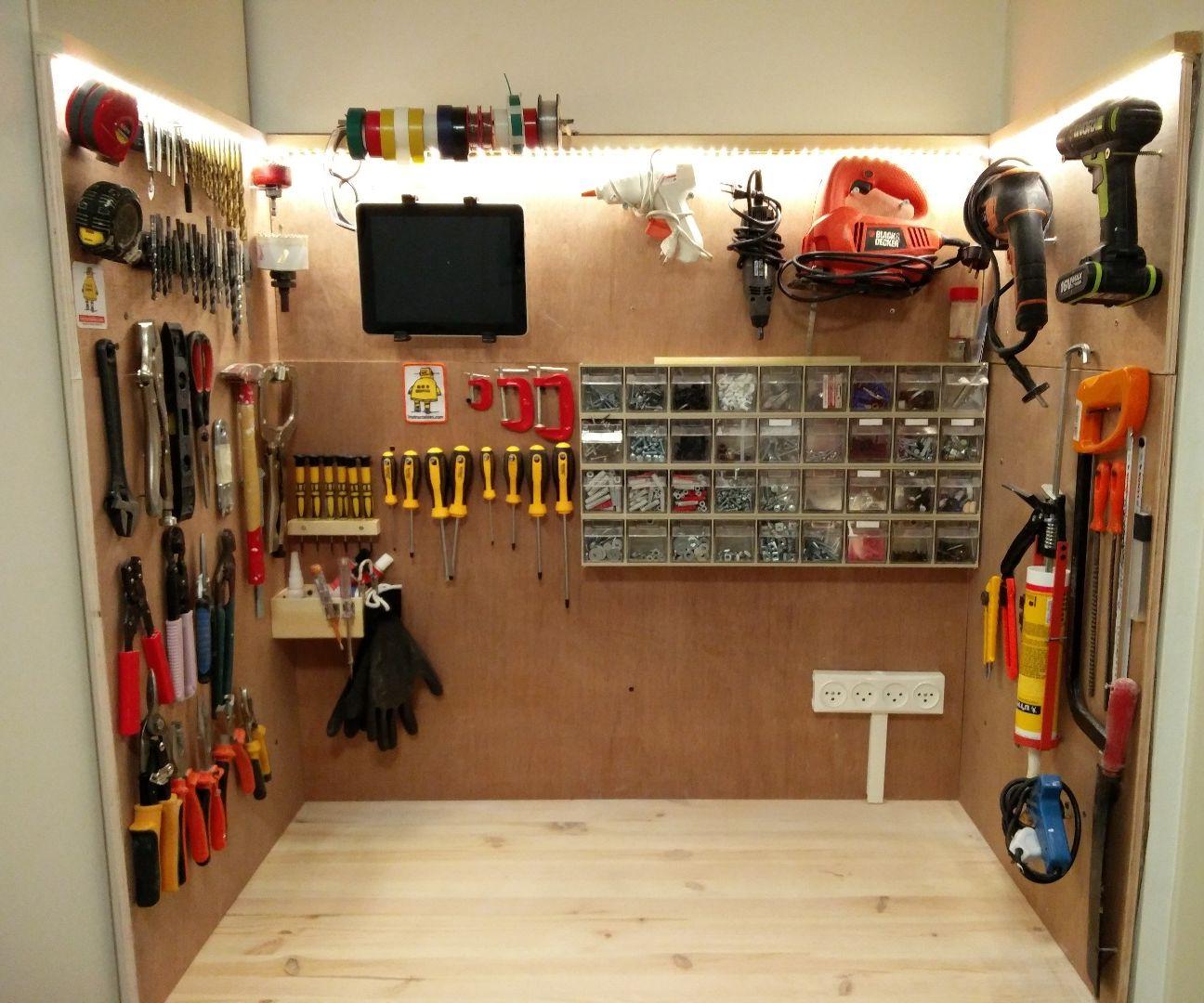 Tools_Wall_Mount