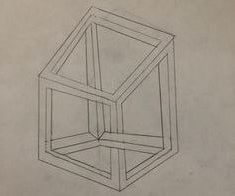 How to Draw an Impossible Cube