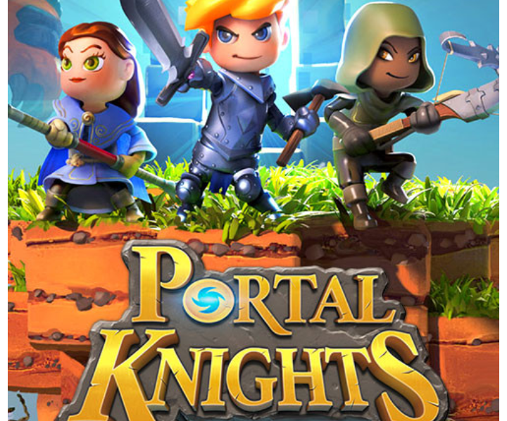Portal Knights Theme Birthday Party