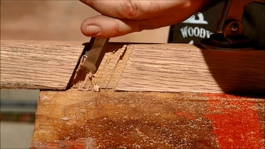 Mark and Cut Half-Lap Joints