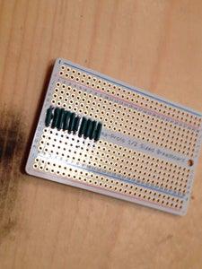 Solder the LED Cube Breakout Board