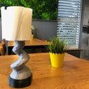 Low Poly LED Mood Lamp