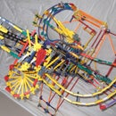 Project Din(knex ball machine)