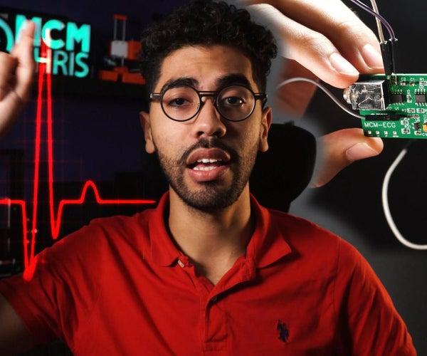 DIY ECG | Analog Interface + Arduino