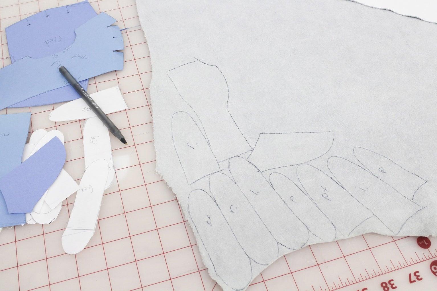 Cut Final Pattern