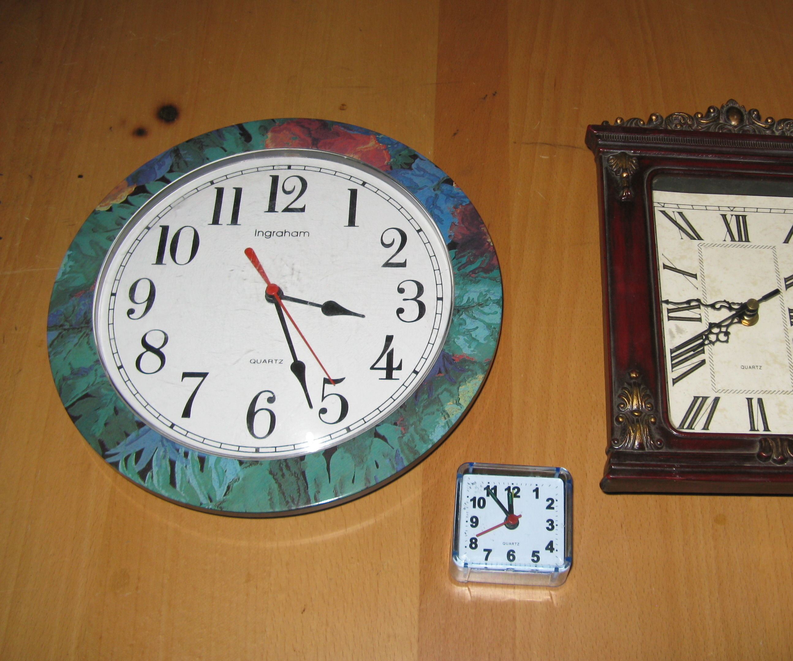 From Quarts Clocks to LED Flashers
