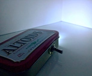 Quick and Easy Altoids LED Flashlight