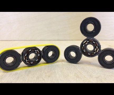 DIY FIDGET SPINNER | How to Make Hand Spinner Fidget Toys