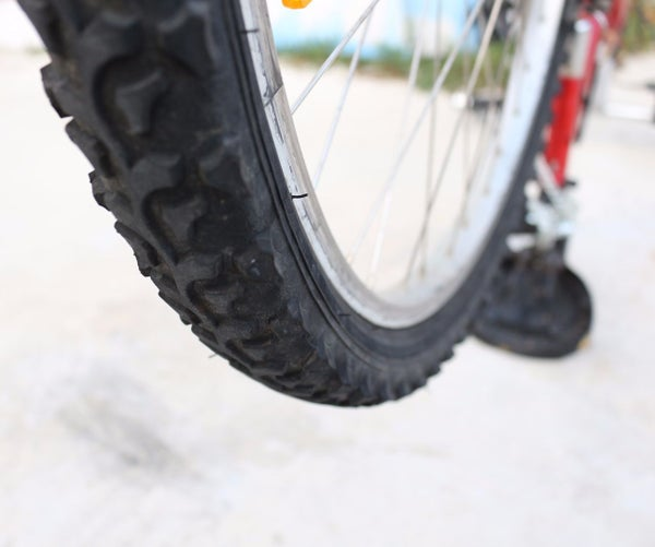 DIY Thorn (and Puncture)-resistant Tyres