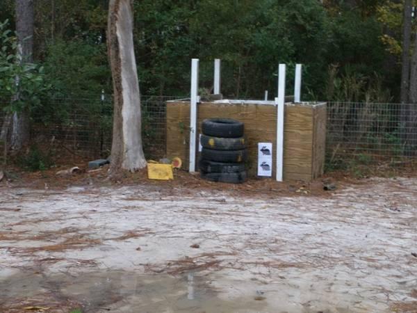 Backyard Airgun Range