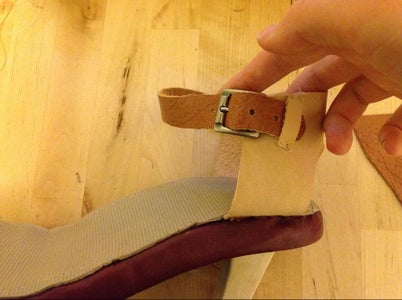 Making the Counter: Strap