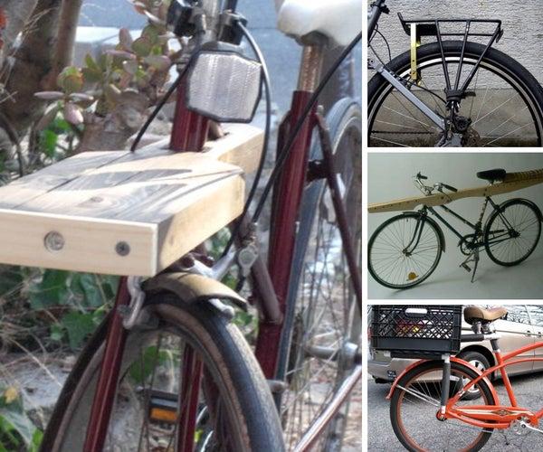 DIY on Bike Racks