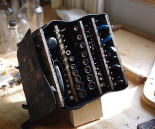 皮革刀架,适用于小炉子和修补匠