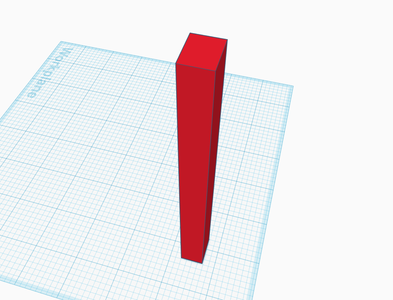 Designing With Tinkercad