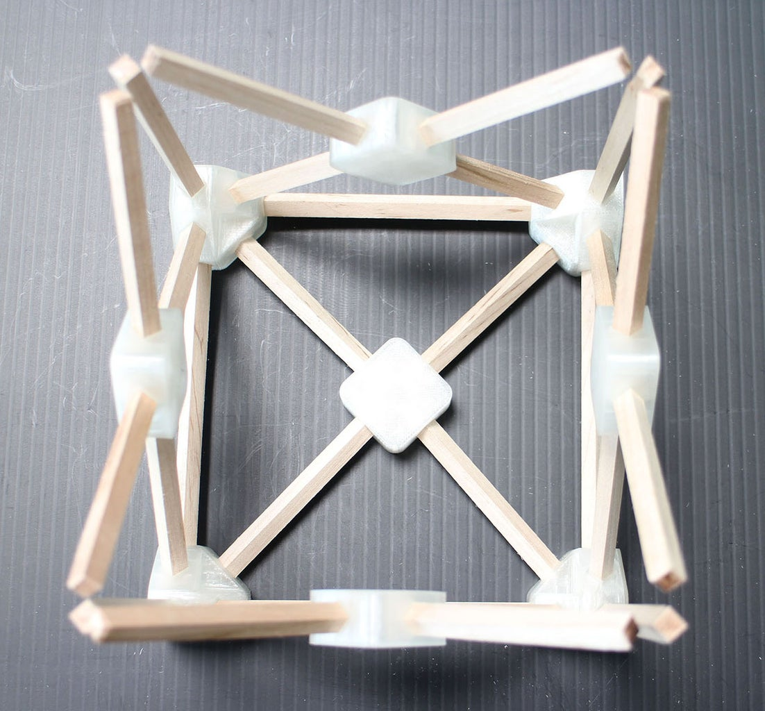 Assembly: Building the Frame