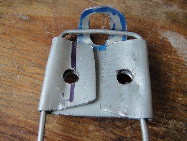 The Front Metal Bracket