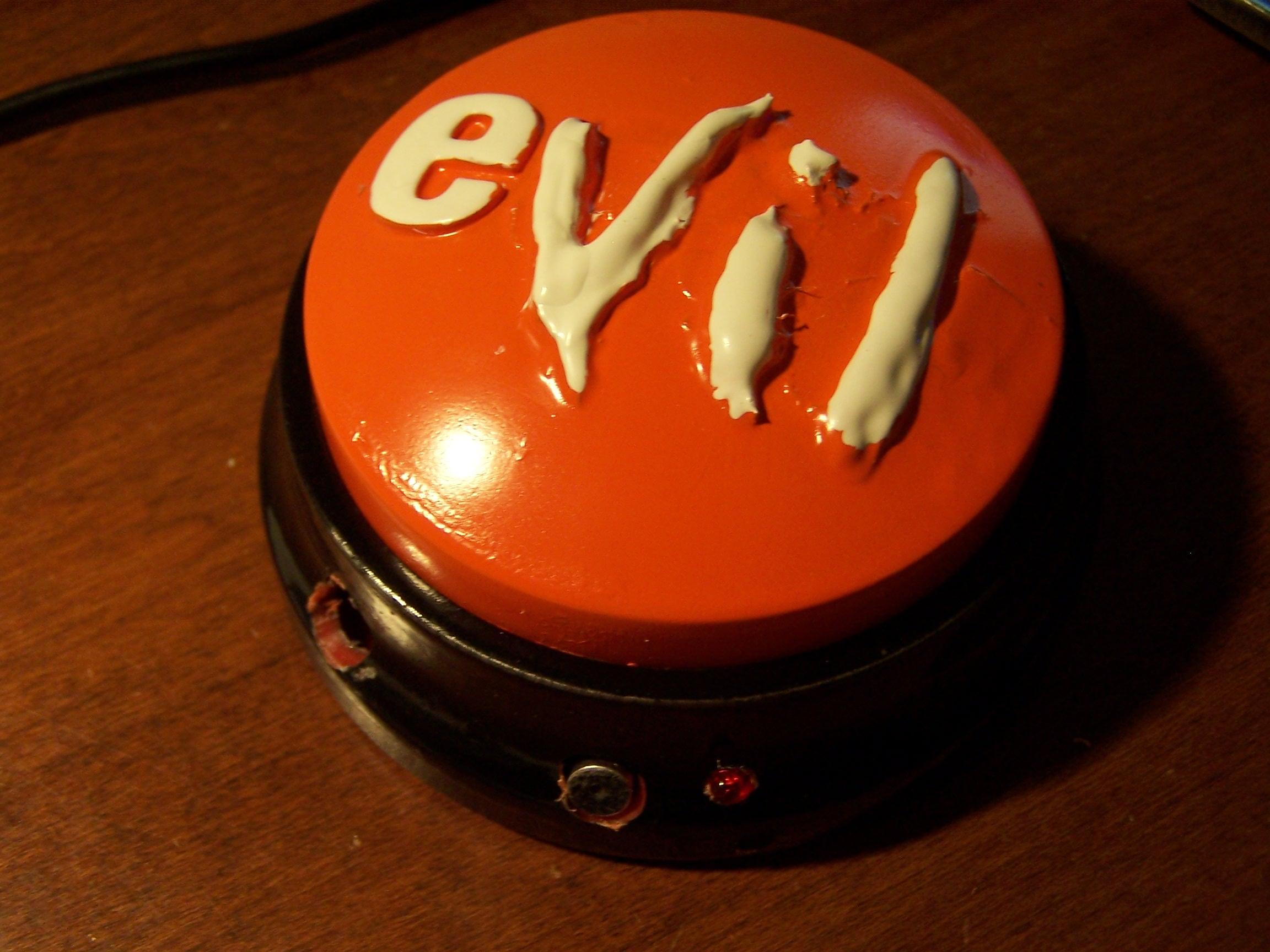 The Evil Button: That Was Evil