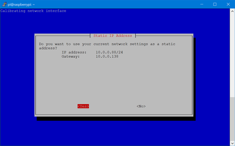 Installation and Configuration of the Pi-hole Software