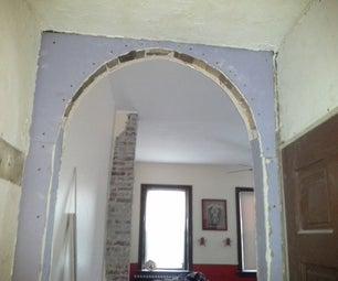 Drywall Arch