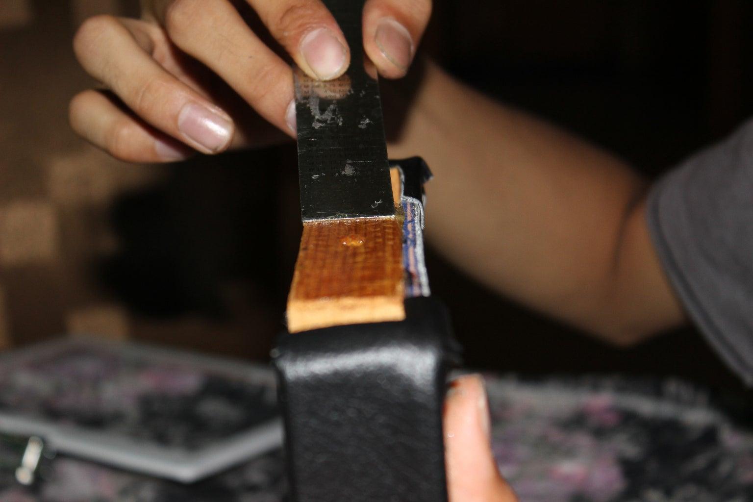 Some Leatherworking....