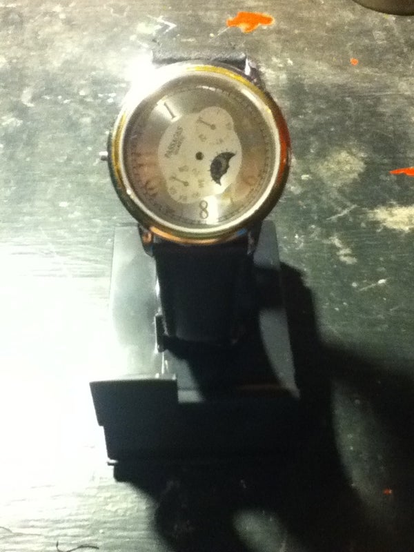 Watch Compartment